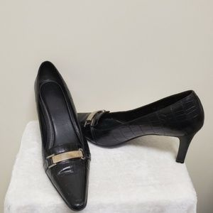 Ralph Lauren Paulette Heels 8 1/2
